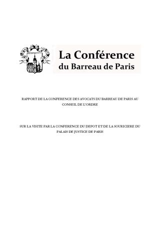 Pages from rapport des secretaires au co
